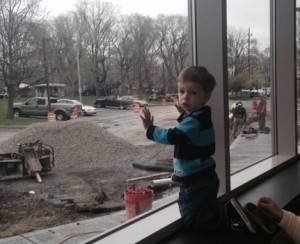 Window Supervisor in Children's 1